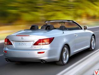 Lexus IS C 2010 год