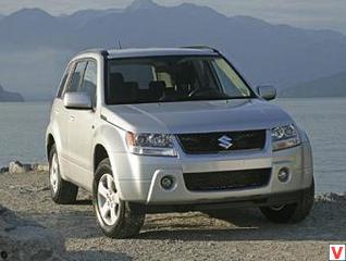 Suzuki Grand Vitara 2008 год