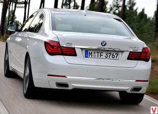 расход топливо BMW 7 e38