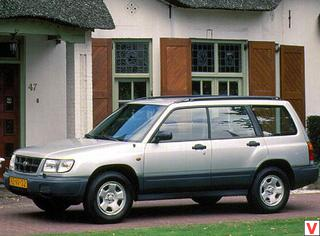 Subaru Forester 1997 год