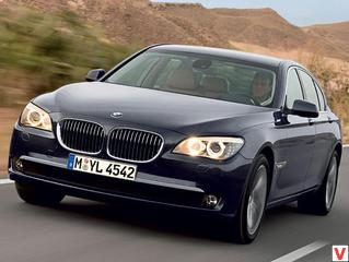 BMW 7 e38 техническая характеристика