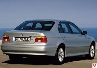 BMW 5-серии 2001 год
