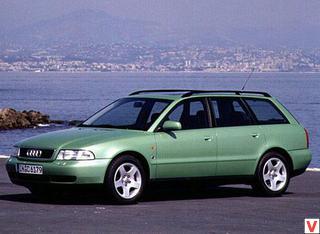 Audi A4 Avant 1996 год