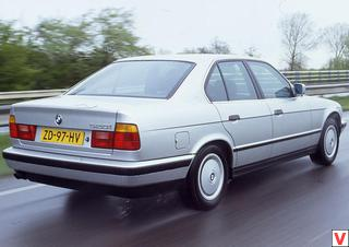 BMW 5 e60 технические характеристики 525i