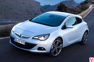 Opel Astra 2011 год