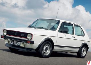 Volkswagen Golf 1974 год