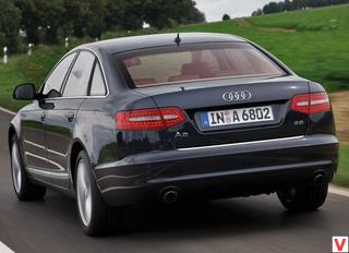 Технические характеристики Audi A6