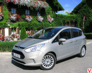 Ford B-Max 2012 год