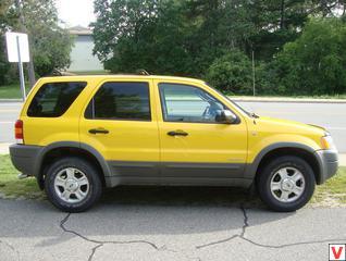 Ford Escape 2002 год