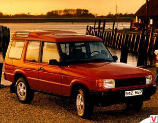 Land Rover Discovery 1994 год