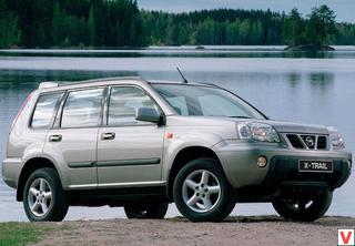 Nissan X-Trail 2001 год