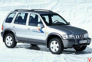Kia Sportage 1999 год