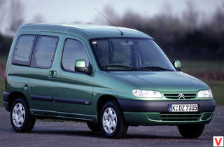 Citroёn Berlingo 1997 год