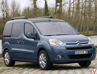 Citroёn Berlingo 2008 год