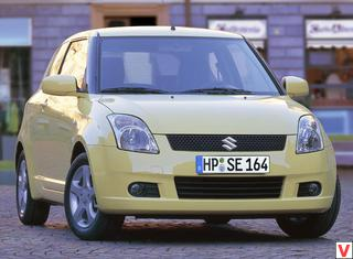 Suzuki Swift 2005 год