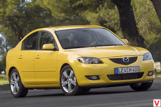 Mazda 3 2002 год