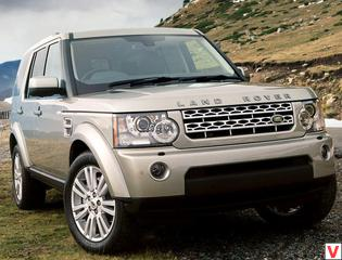 Land Rover Discovery 2010 год
