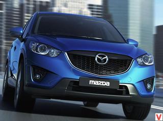 Mazda CX-5 2012 год