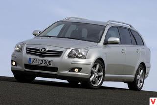 toyota avensis wagon 2 дизель отзывы