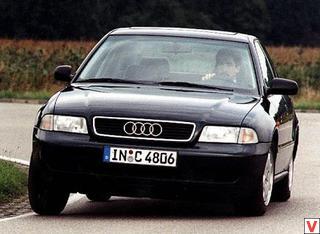 Audi A4 1995 год