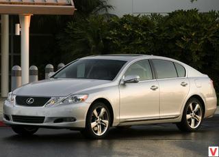 Lexus GS 2007 год