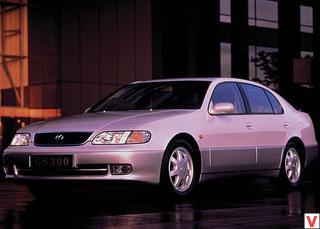 Lexus GS 1993 год