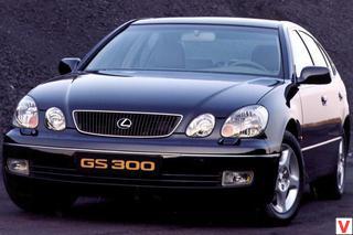Запчасти на lexus gs 2005