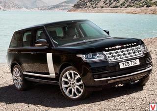 Land Rover Range Rover 2012 год