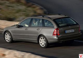 Mercedes C-класс 2005 год