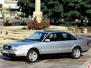 Audi A6 1994 год