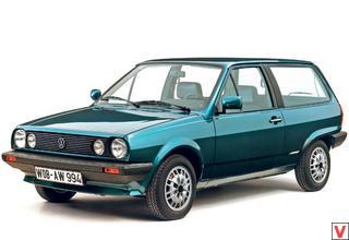 VW Polo 1981 год