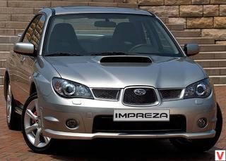 Subaru Impreza 2006 год