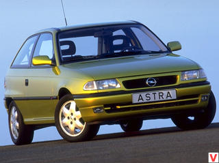 Opel Astra 1994 год