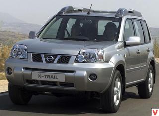Nissan X-Trail 2003 год