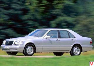 Mercedes-Benz S-klass 1995