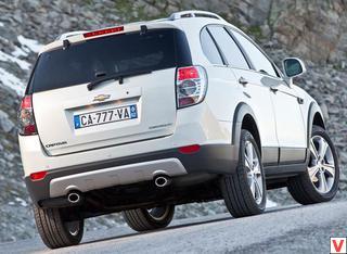 Chevrolet Captiva 2011 год
