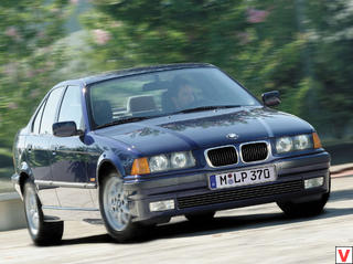 bmw-320 coupe 1995-2000 год
