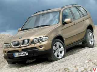 BMW X5 2003 год