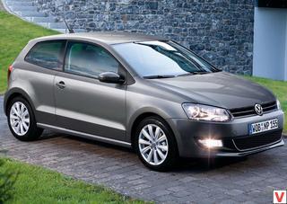 VW Polo 2010 год