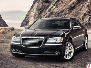 Chrysler 300C 2012год