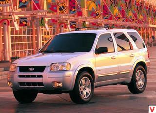 Ford Escape 2001 год