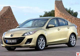 Mazda 3 2010 год