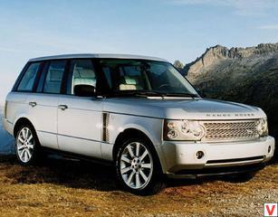 Land Rover Range Rover 2006 год