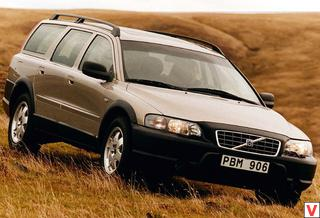 Volvo V70 Cross Country 2002 год