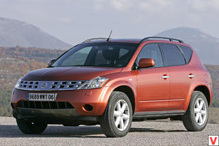 Nissan Murano 2005 г.