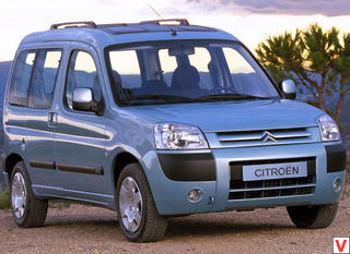 Citroёn Berlingo 2004 год