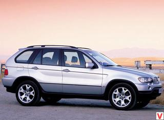 BMW X5 2000 год