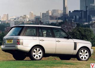 Land Rover Range Rover 2003 год