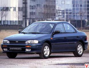 Subaru Impreza 1993 год