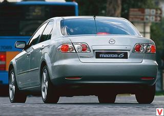Mazda 6 2002 год